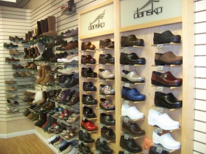 Click to browse through our shoes.
